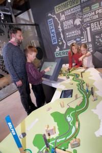 Gateway Visitor Centre - Models 040