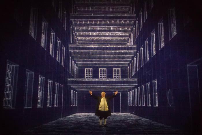 Richard Arkwright Hologram 003