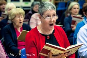 Derby Choral Union - Rehearsal 002