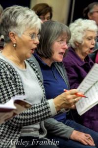 Derby Choral Union - Rehearsal 004