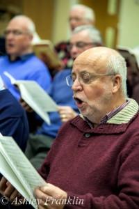 Derby Choral Union - Rehearsal 005
