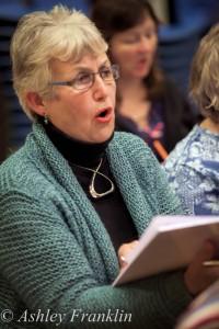 Derby Choral Union - Rehearsal 009