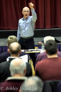 Derby Choral Union - Rehearsal 010