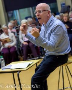 Derby Choral Union - Rehearsal 011