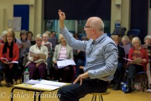 Derby Choral Union - Rehearsal 012