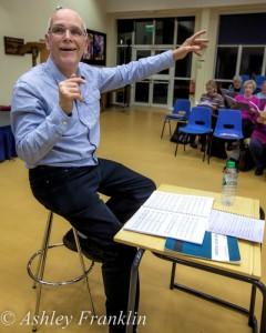 Derby Choral Union - Rehearsal 013
