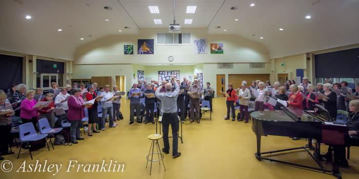 Derby Choral Union - Rehearsal 015